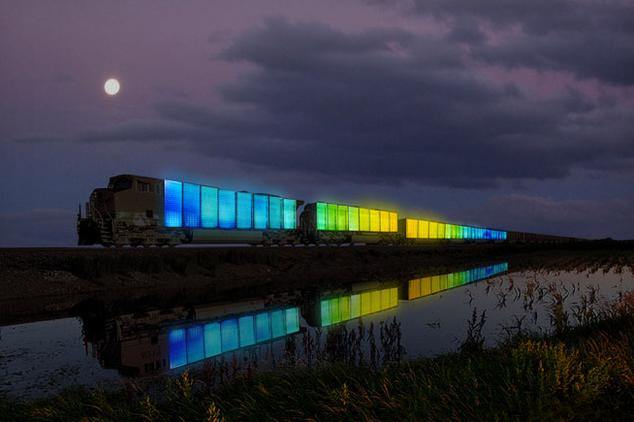 Cat Power joins Doug Aitken's Station to Station tour Train10