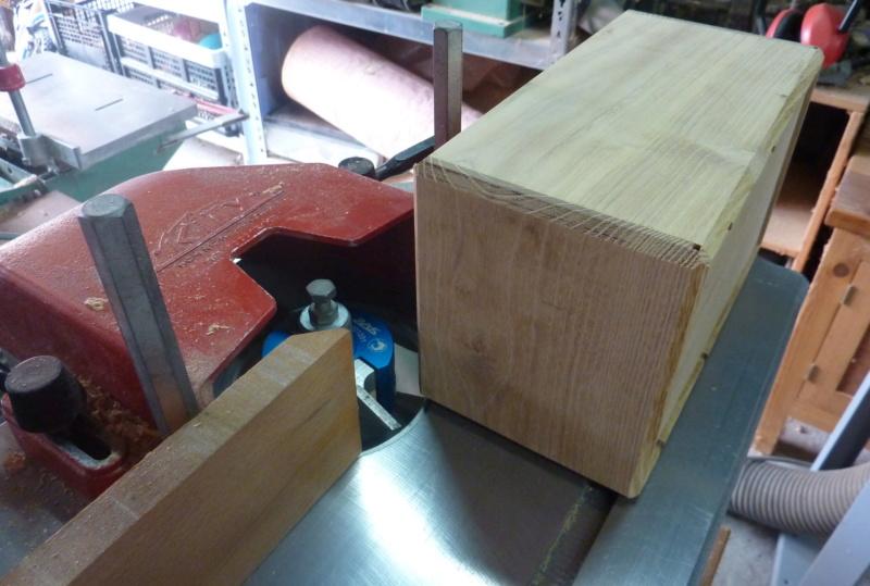 Une boîte à tiroirs en robinier et makoré 03chan10