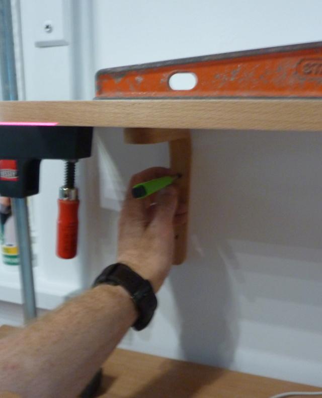 Simple étagère avec équerre en lamellé-collé cintrée - Page 2 0412