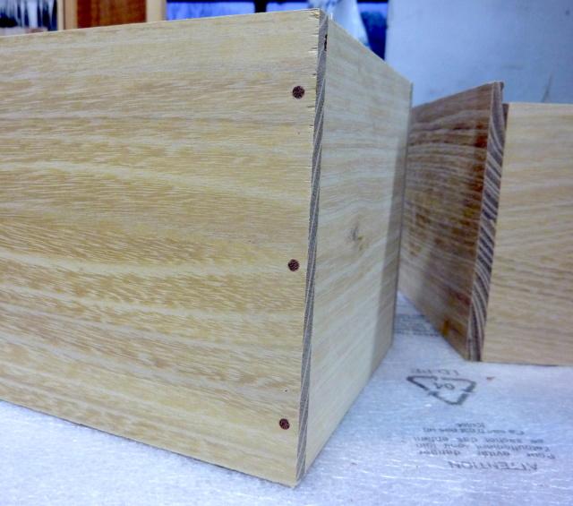 Boîtes en robinier 25tour10