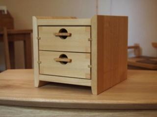 Une boîte à tiroirs en robinier et makoré - Page 2 5bc13610