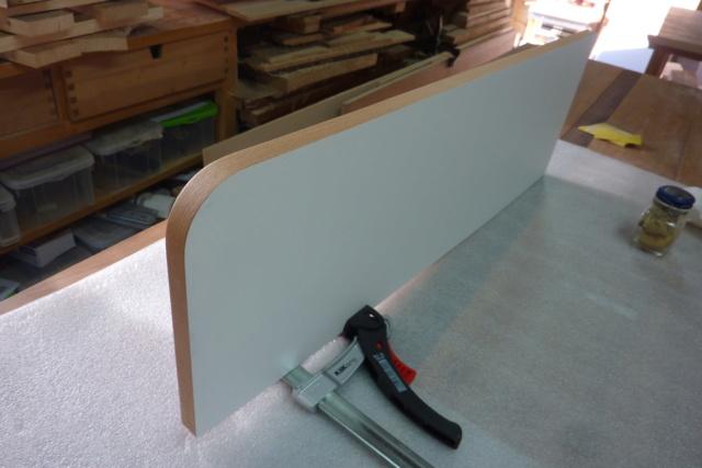 Simple étagère avec équerre en lamellé-collé cintrée - Page 2 P1110516
