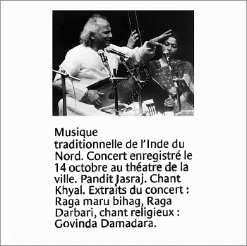 Musiques traditionnelles : Playlist - Page 9 Jasraj10