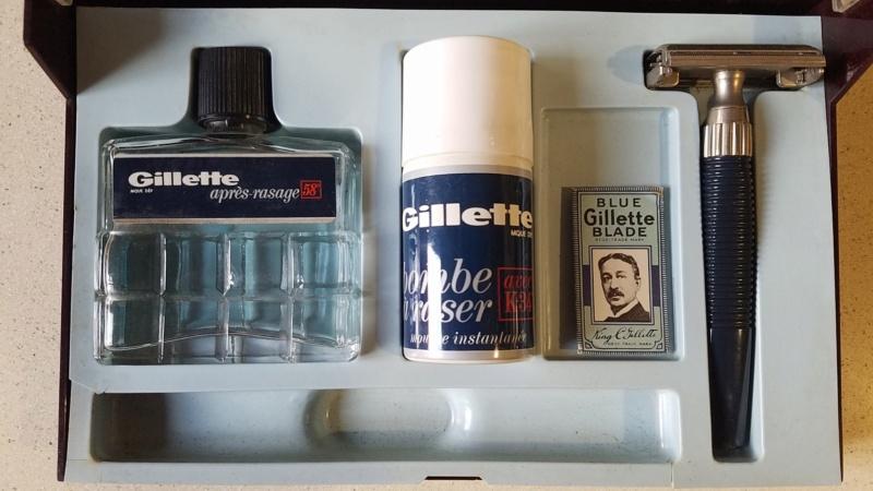 Kit de rasage Gillette année 60 73472710