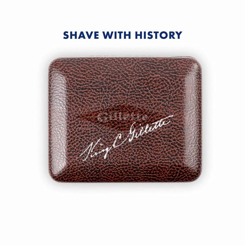 """Nouveau rasoir de sûreté Gillette """"Heritage"""" 9136b710"""