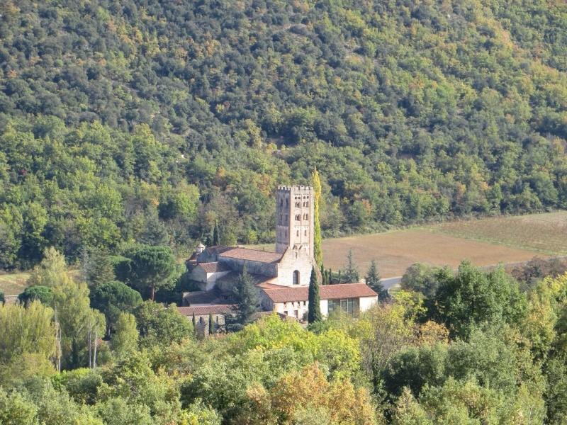 L'Abbaye St Michel de Cuixa Img_1711