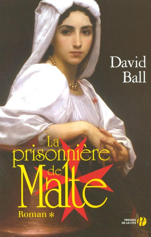 [Ball, David] La prisonnère de Malte La_pri12