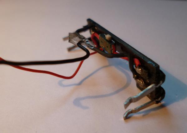 prototype Dnano AWD DWS / fraiseuse PROXXON   Chassi11