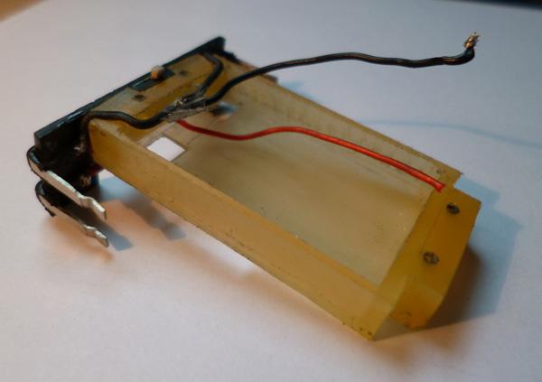 prototype Dnano AWD DWS / fraiseuse PROXXON   Chassi14