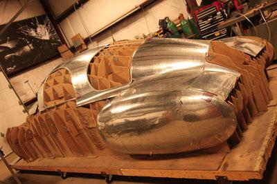 Comment concevoir et réaliser un squelette car wooden buck? Rob-id10