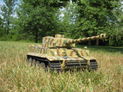 HL Tiger I For Sale, w/Upgrades (No Electronics) $175.00 Img_9210