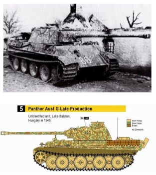 HL Panther G Represents A Tank Made From Oct. 1944 - On Panthe10