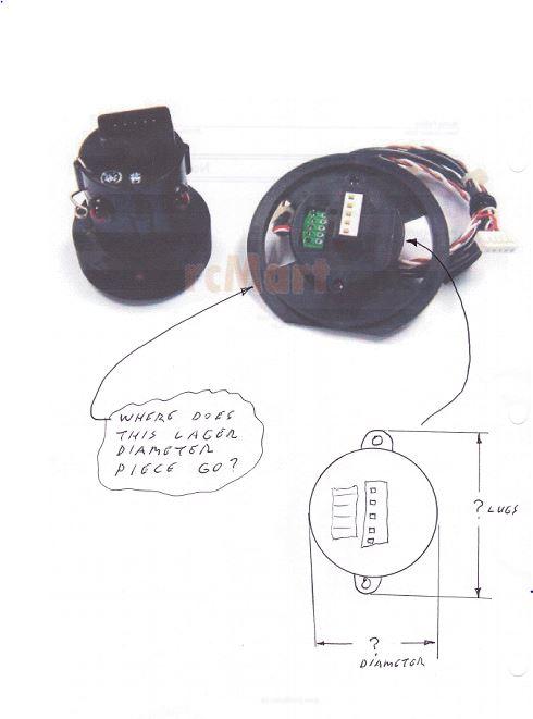 Tamiya IR Receiver (Apple) Component Questions Tamiya12