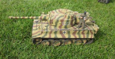 HL Tiger I For Sale, w/Upgrades (No Electronics) $175.00 Tiger_10