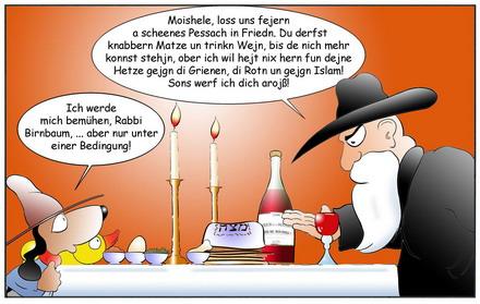 Moische Hundesohn zu Pessach:-) Pessac10