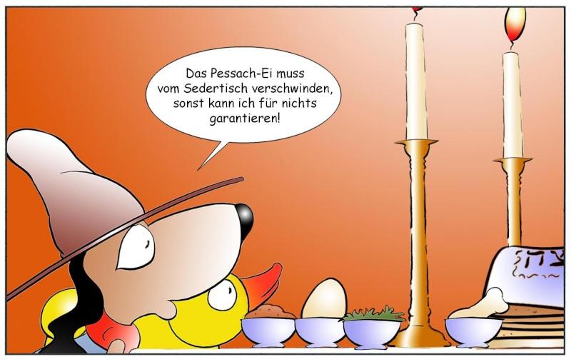 Moische Hundesohn zu Pessach:-) Pessac11