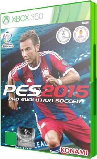 PES XBOX BRASIL  PES 2015 - CAPA 17792510
