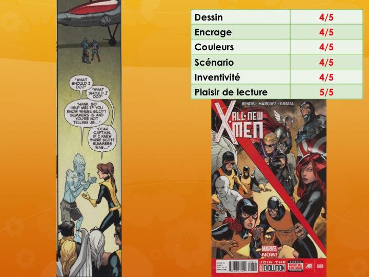 All New X-Men # 8 Anxm810