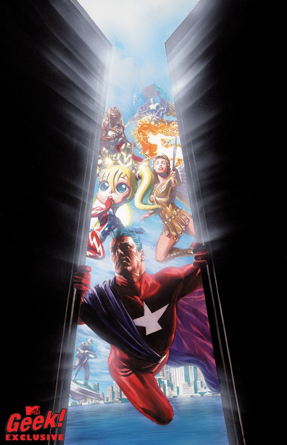 Astro City (New 52) Astroc10