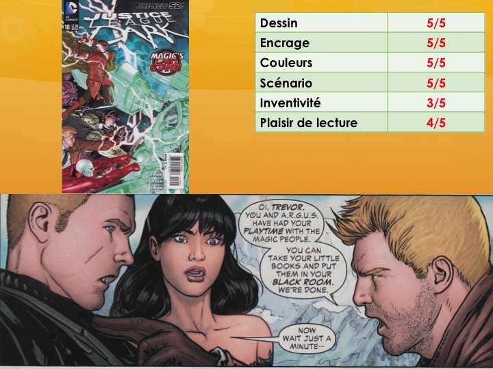 Justice League Dark (New 52) Jld1810