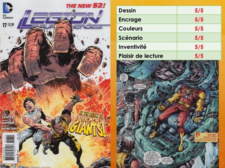 Legion of Super-heroes (New 52) Losh1710
