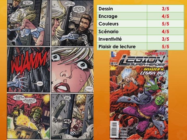 Legion of Super-heroes (New 52) Losh1810