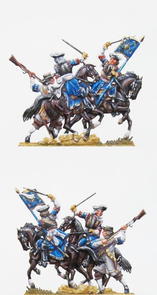 Cuirassiers du Roi à Maastricht 1673 Cuiras10
