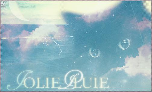 La petite balade d'un chat rêveur. (Pv Pluie) Joliep10