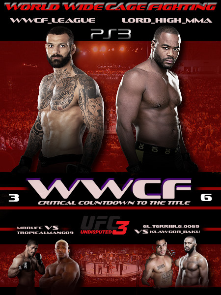 WWCF 36 CRITICAL COUNTDOWN TO THE TITLE Wwcf3610