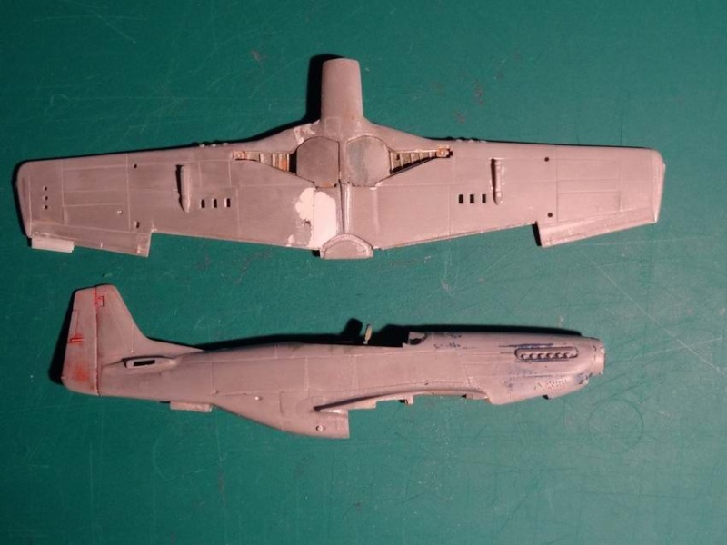P-51D mustang airfix 1/72_ 2ème moule 005_mu12