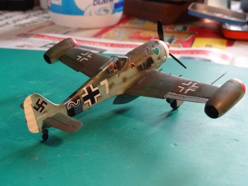 mastercraft Fw 190 F 1/72 ouate-if - FINI - - Page 3 027_fw10