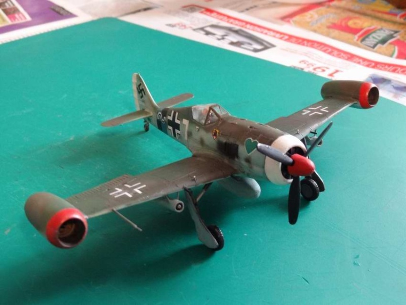 mastercraft Fw 190 F 1/72 ouate-if - FINI - - Page 3 027_fw12