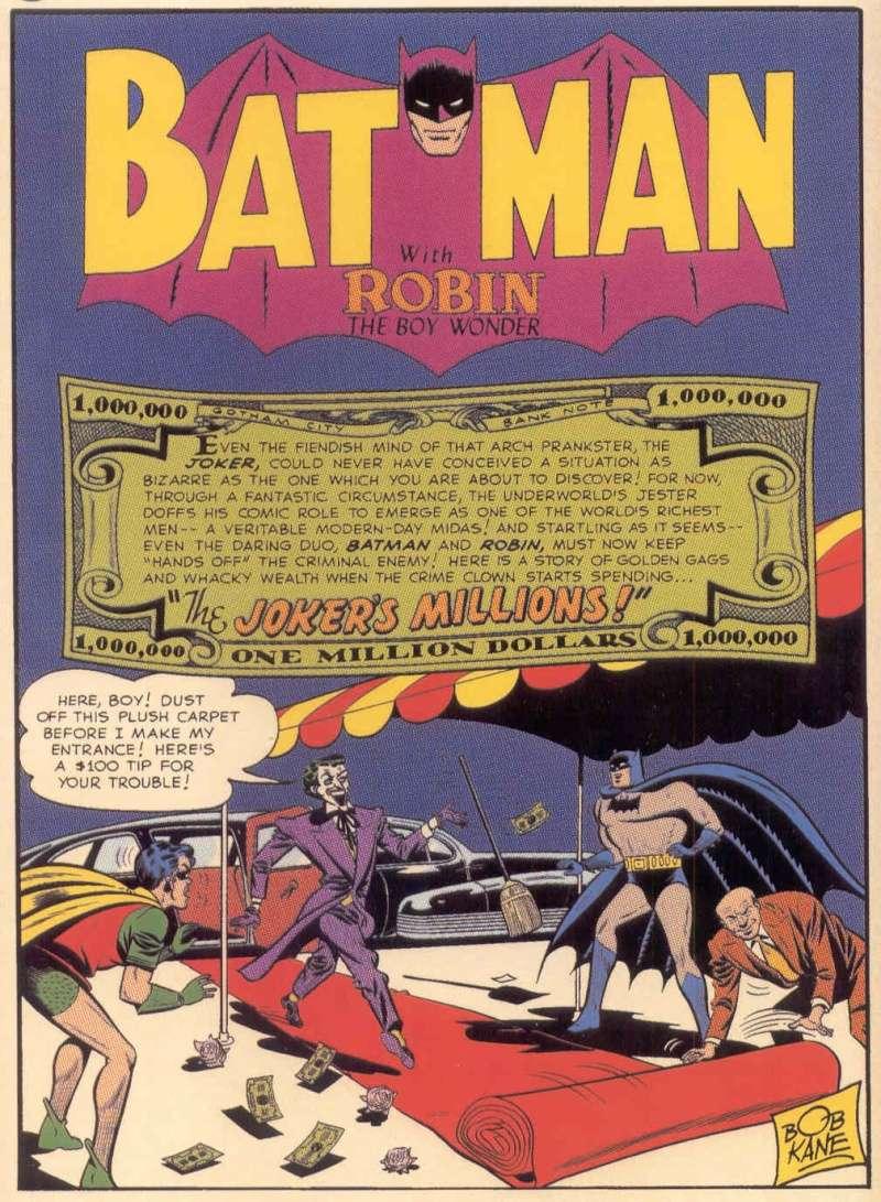 les comics batman qui furent adaptes dans batman TAS de 1992 Pg0110
