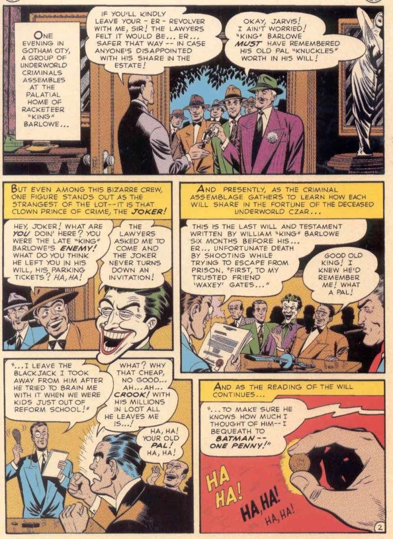 les comics batman qui furent adaptes dans batman TAS de 1992 Pg0210