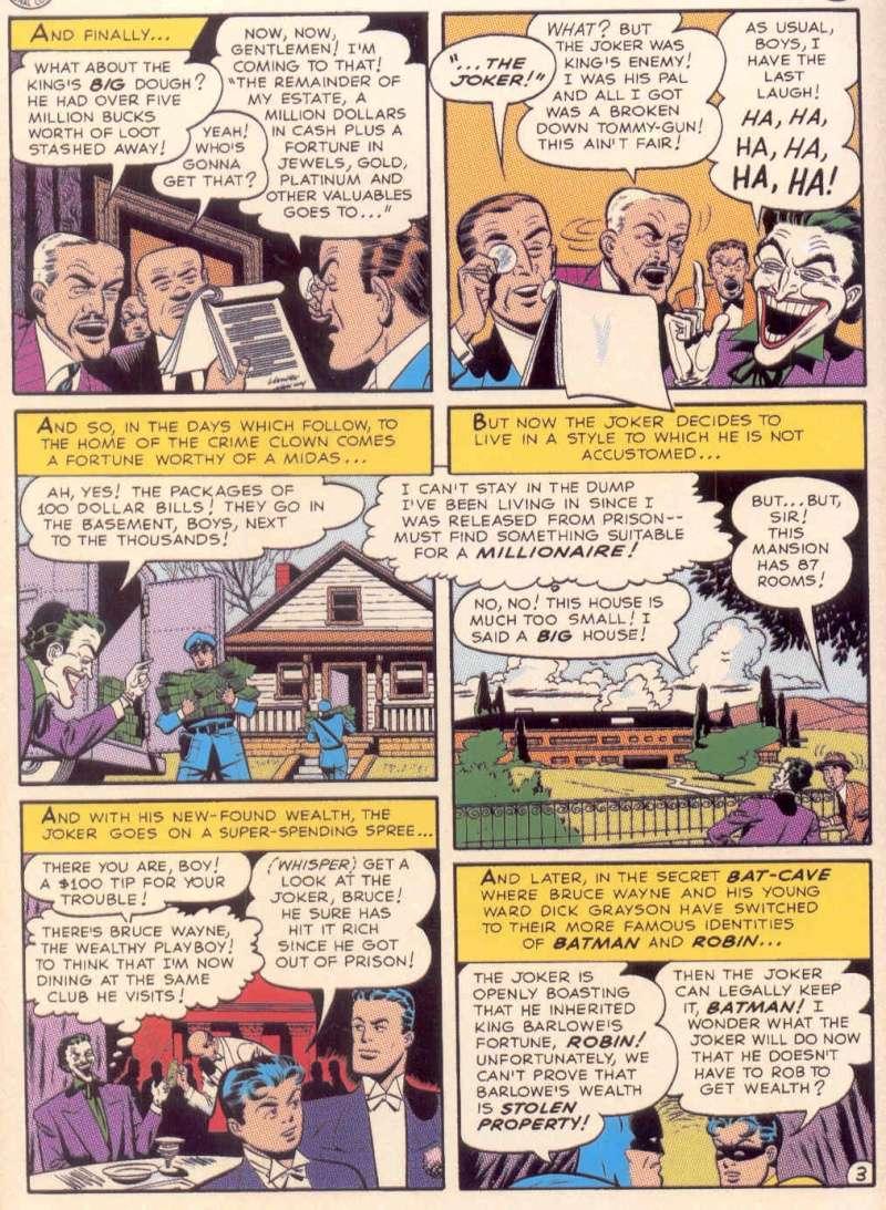 les comics batman qui furent adaptes dans batman TAS de 1992 Pg0310