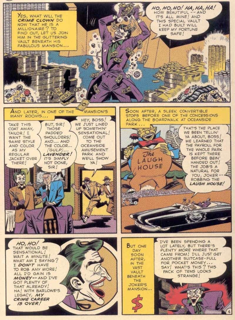 les comics batman qui furent adaptes dans batman TAS de 1992 Pg0410