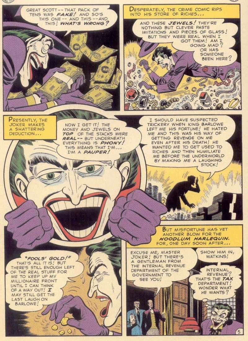 les comics batman qui furent adaptes dans batman TAS de 1992 Pg0510