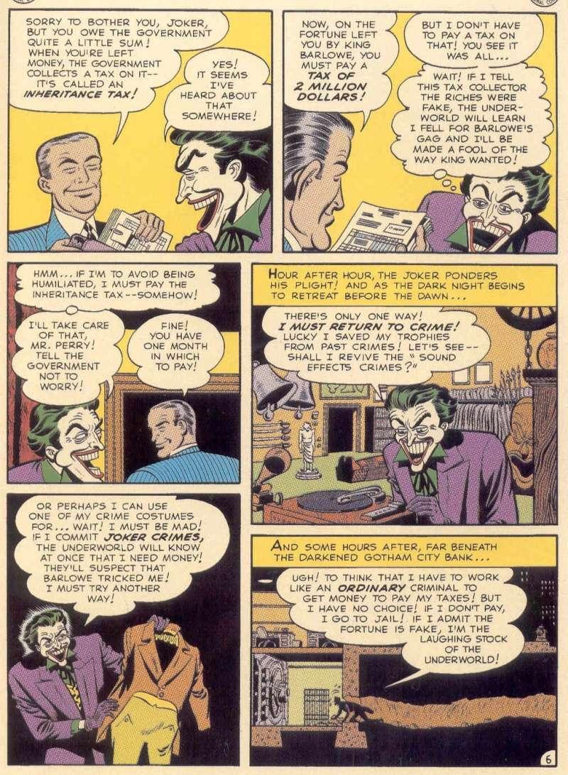 les comics batman qui furent adaptes dans batman TAS de 1992 Pg0610