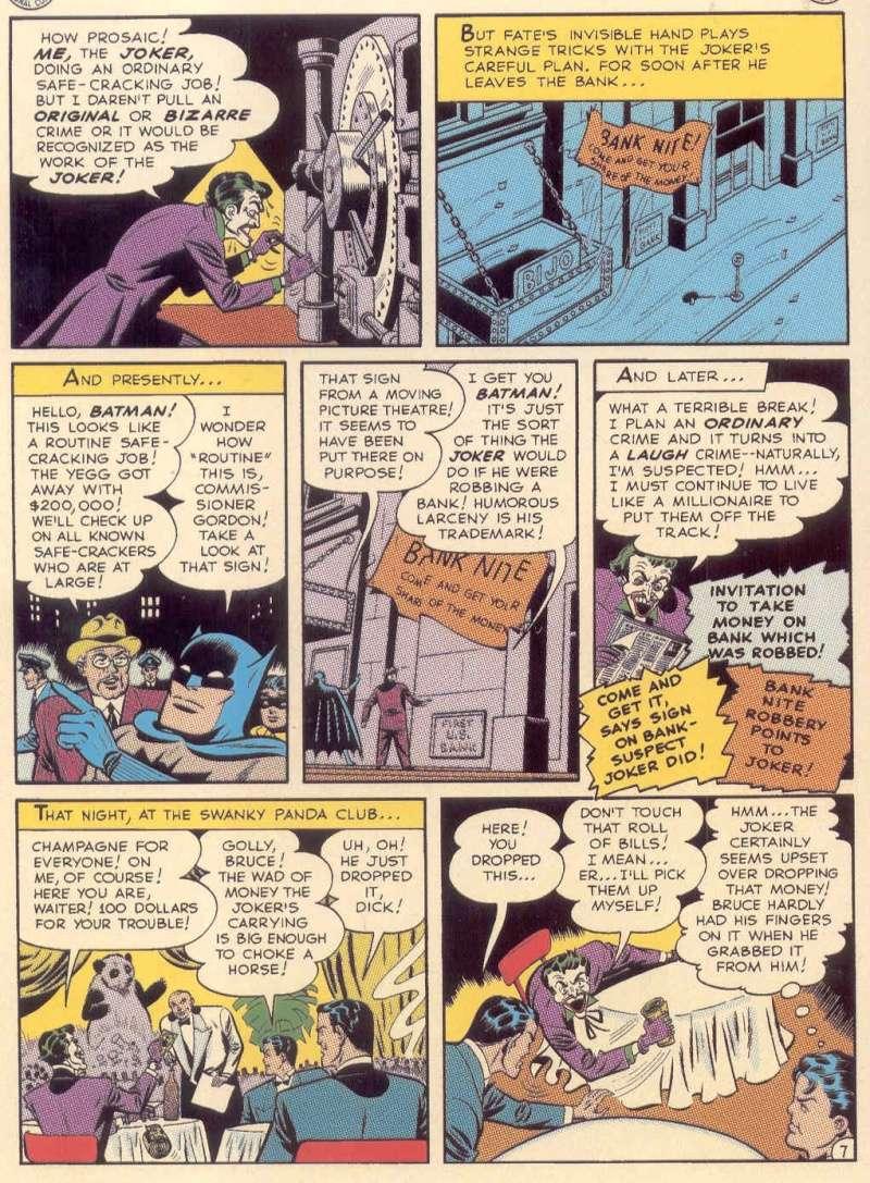 les comics batman qui furent adaptes dans batman TAS de 1992 Pg0710