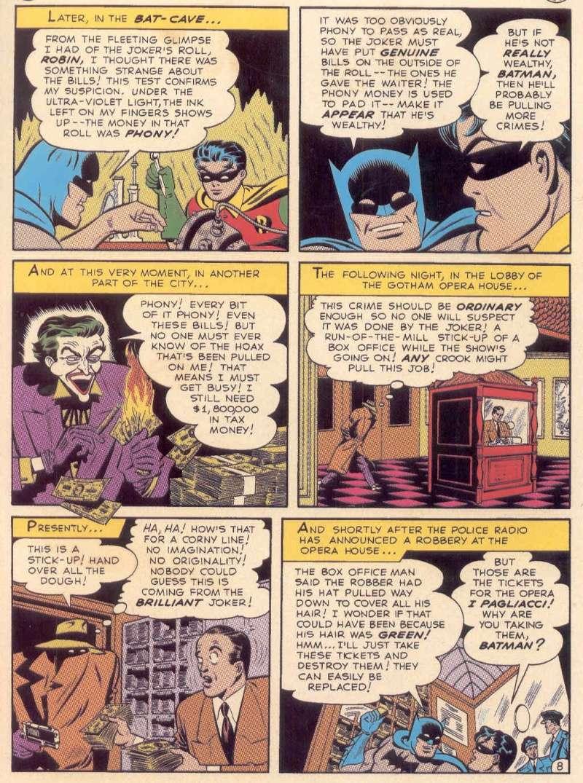 les comics batman qui furent adaptes dans batman TAS de 1992 Pg0810