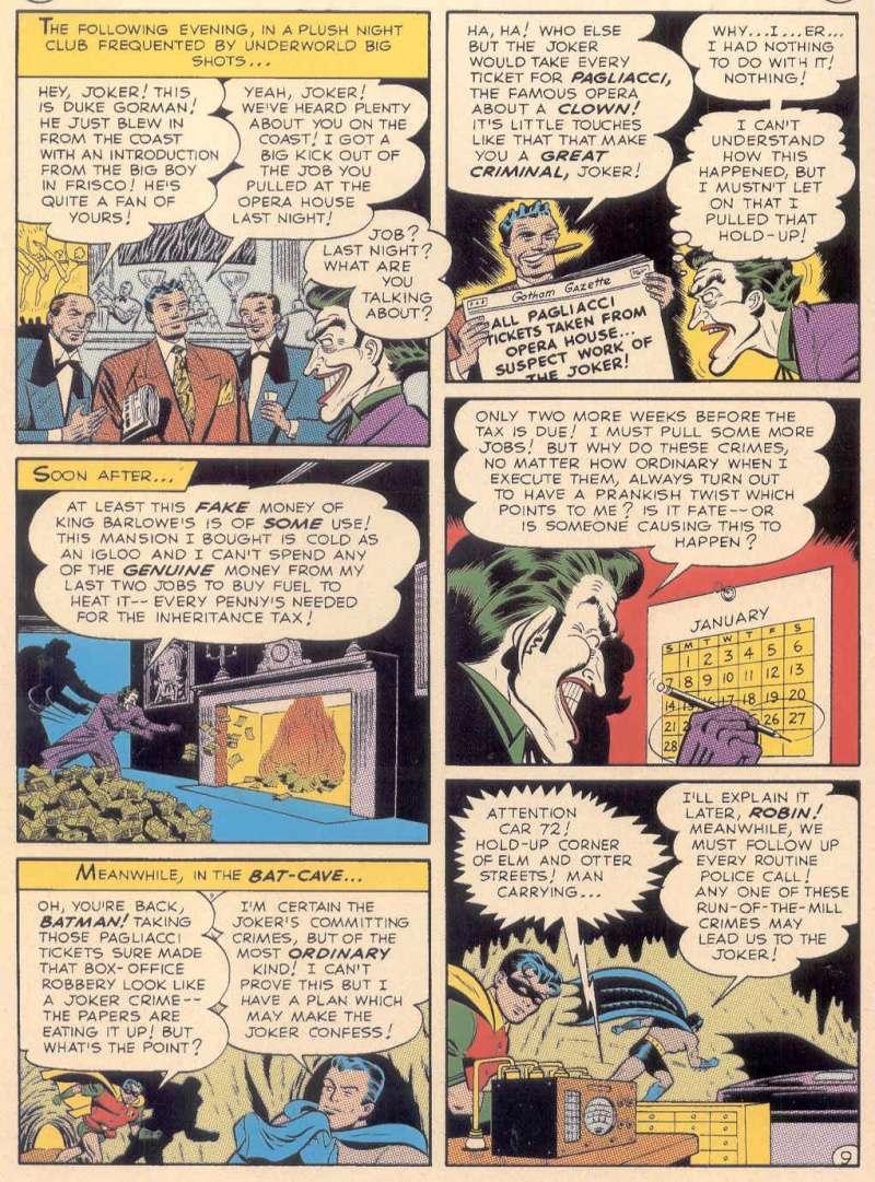 les comics batman qui furent adaptes dans batman TAS de 1992 Pg0910
