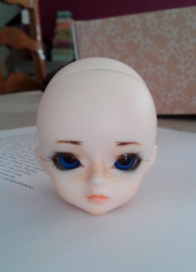 New make up ! [Honey Delf Taffy] 2013-013