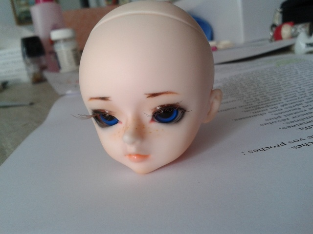 New make up ! [Honey Delf Taffy] 2013-015