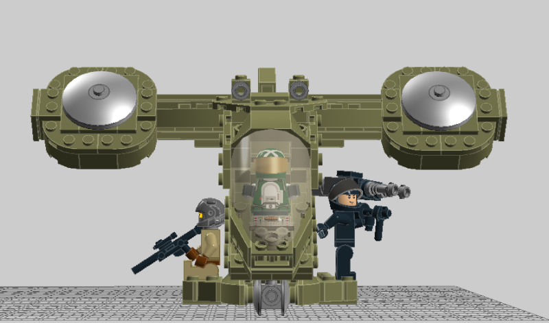 Lego HALO - Page 10 Hornet10