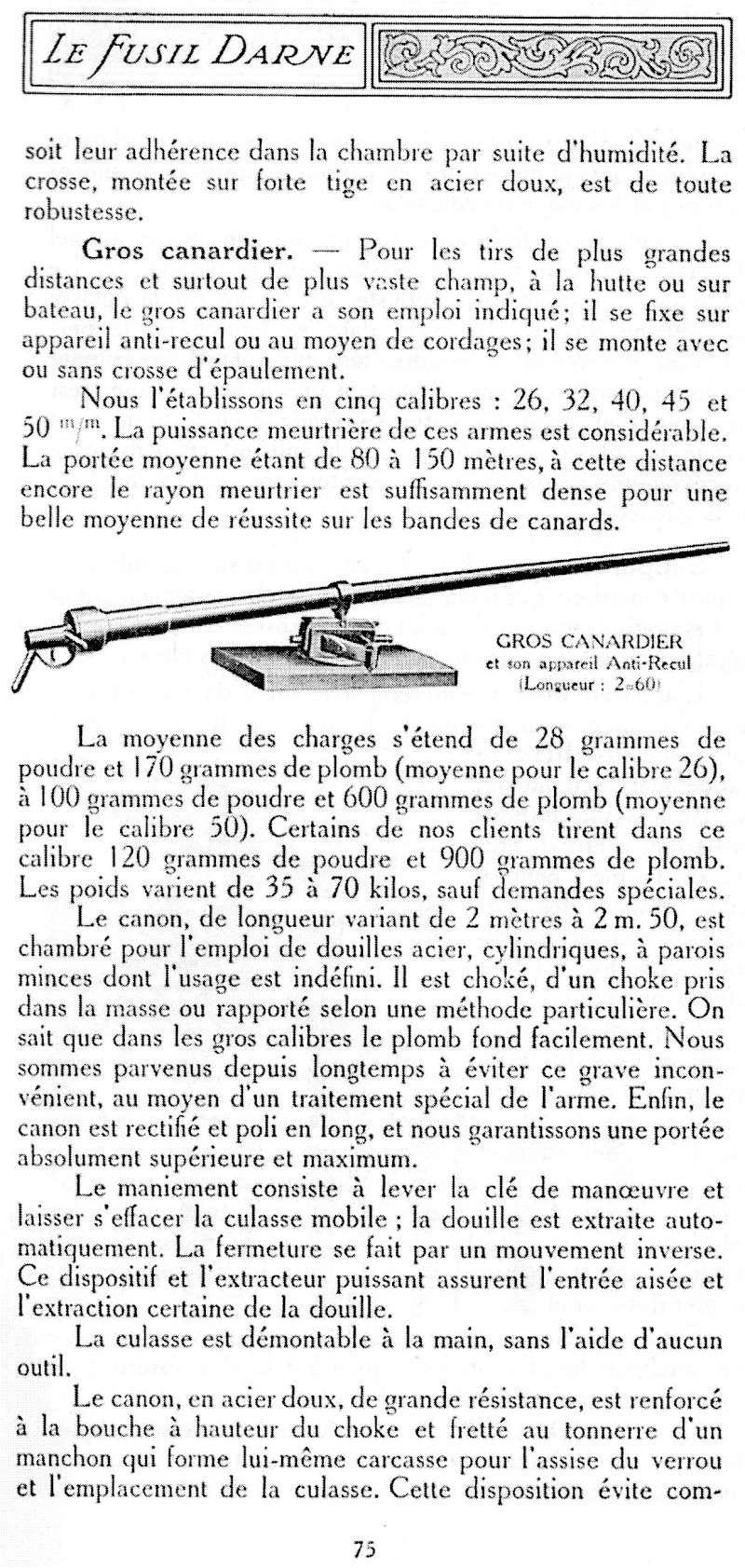 calibre 8 POUR LA HUTTE???????????????? - Page 3 Canard14