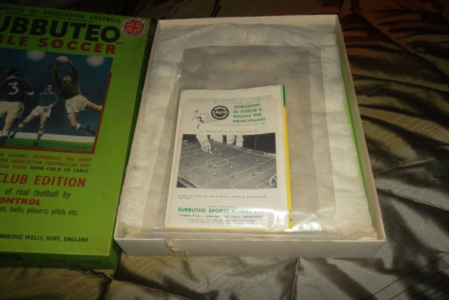 Materiale Subbuteo 00310