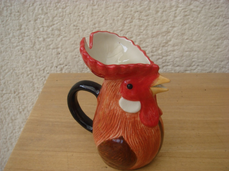 Quail Pottery  Barbad34