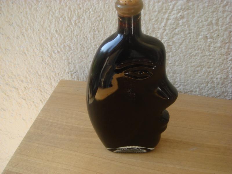 Surrealist glass bottle...contains liquid Copied21