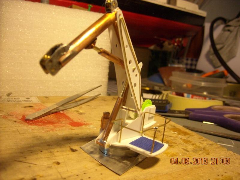 la Calypso di cousteau autocostruita su piani museo della marina parigi - Pagina 14 Immagi11
