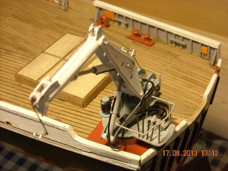 la Calypso di cousteau autocostruita su piani museo della marina parigi - Pagina 14 Immagi15